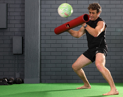 Ian O'Dwyer using ViPR