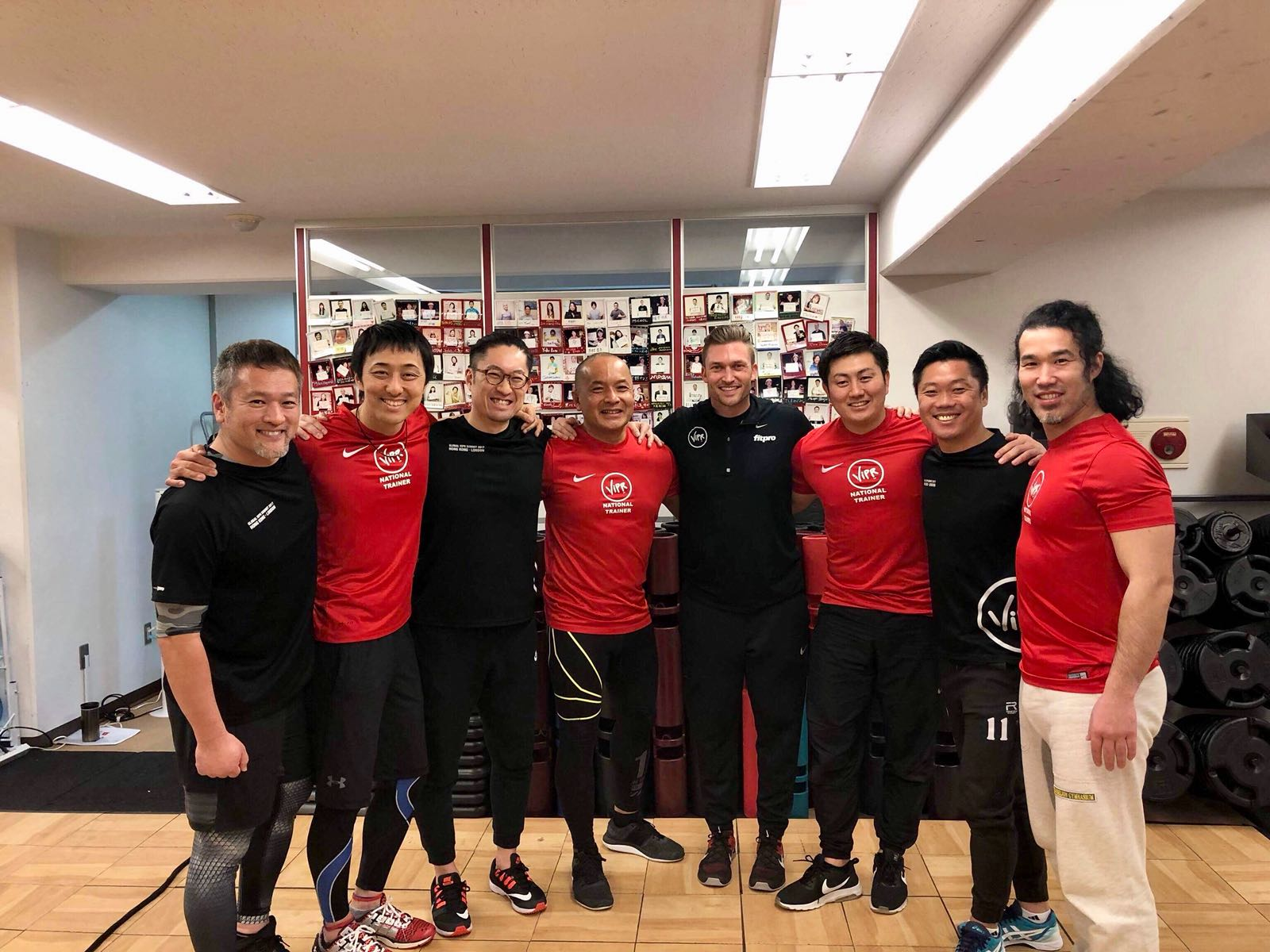 ViPR Trainers and Jake Duhon in Japan