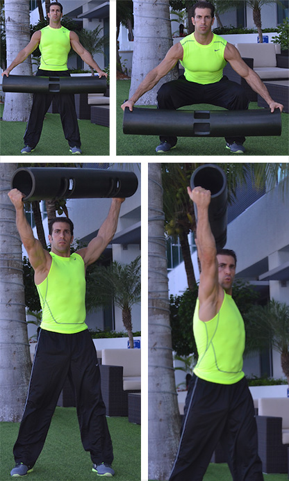 Giovanni Roselli using ViPR