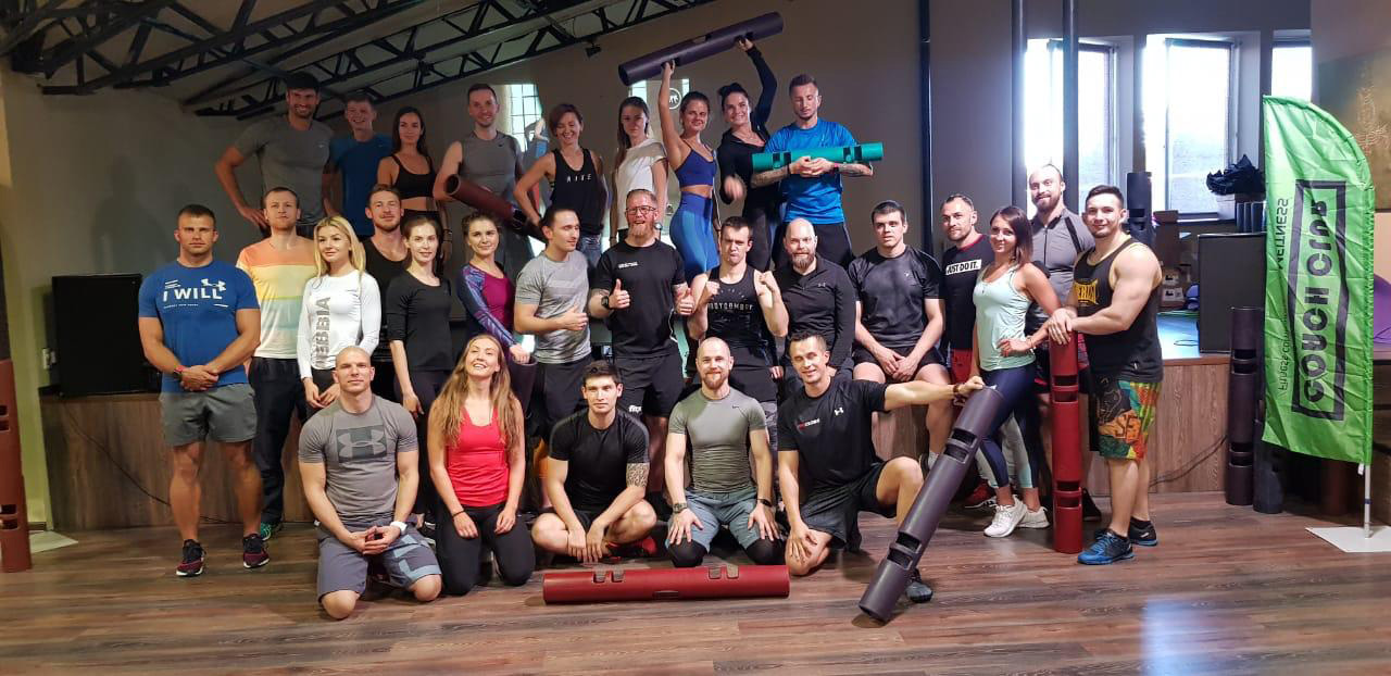 Attendees at the ViPR Russia training